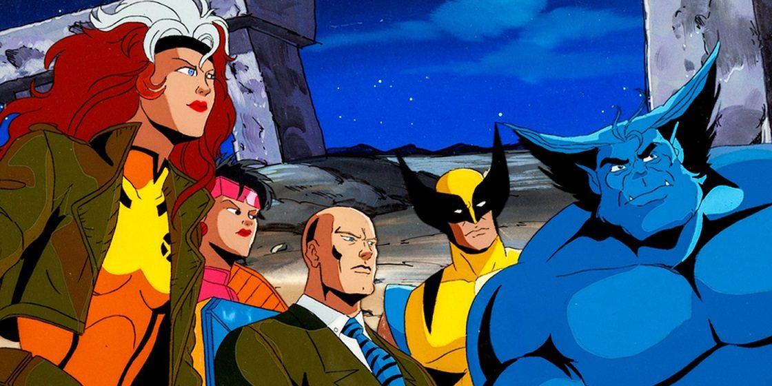 Serie animada de los X-Men