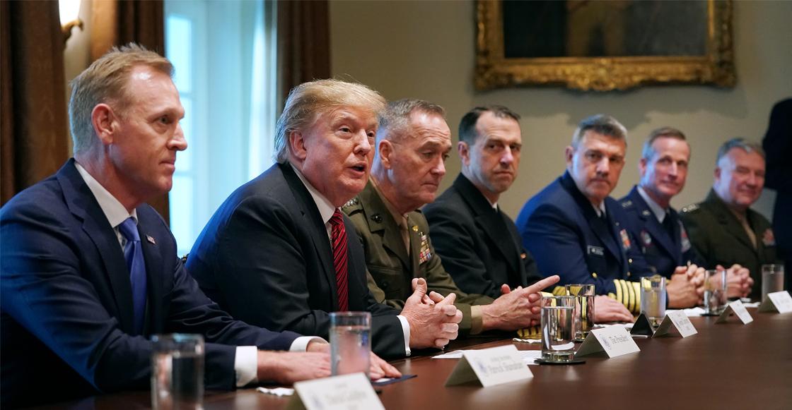 EUA enviará mil soldados más a Oriente Medio para enfrentar