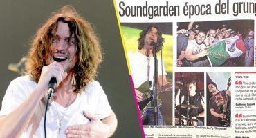 Hablemos de la primera vez que Soundgarden visitó México en el 2013