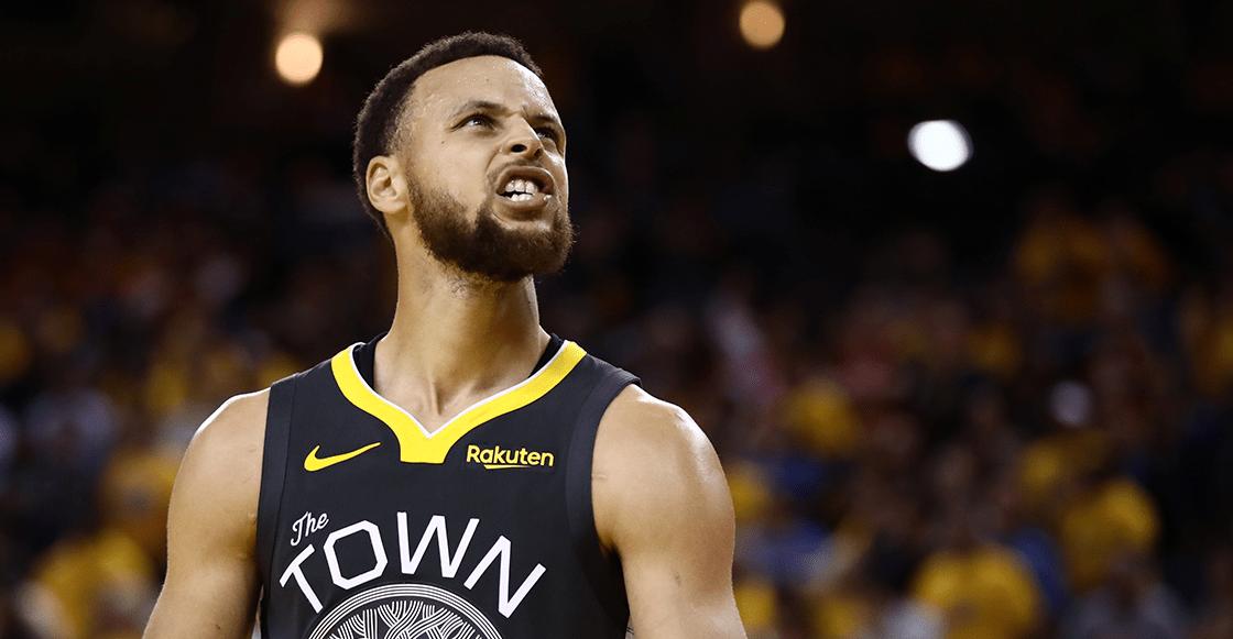 """Curry levanta el ánimo de los Warriors: """"Si piensan que la serie está decidida, se equivocan"""""""