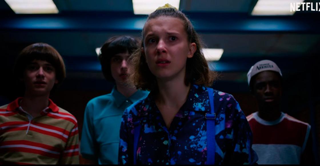 ¡Tenemos que acabar con ellos! ¡Mira el tráiler final de la tercera temporada de Stranger Things!