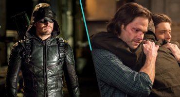 Anuncian fechas de las últimas temporadas de 'Supernatural ' y 'Arrow