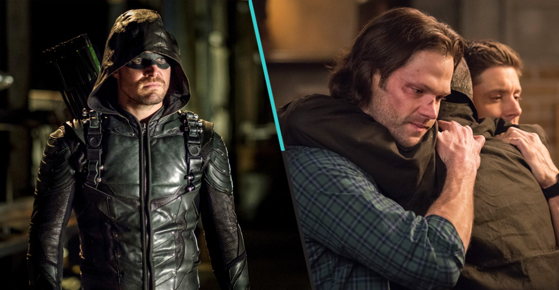 Anuncian fechas de las últimas temporadas de 'Supernatural ' y 'Arrow