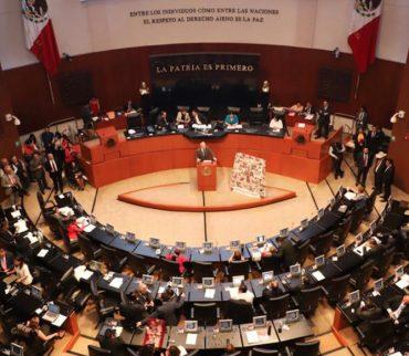 Senado aprueba el T-MEC con 114 votos a favor; le toca al Presidente