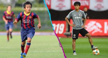 ¿Quién es Takefusa Kubo, el 'Messi japonés' que el Madrid le 'arrebató' al Barcelona?