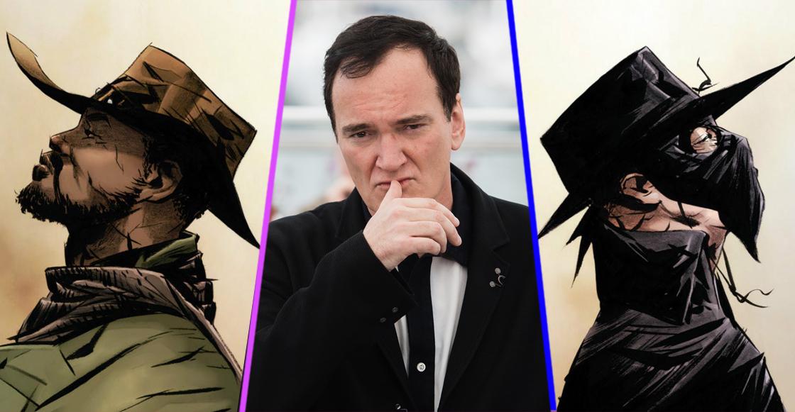 ¿Secuela de 'Django Unchained'? Tarantino está trabajando en una película de 'Django/Zorro'
