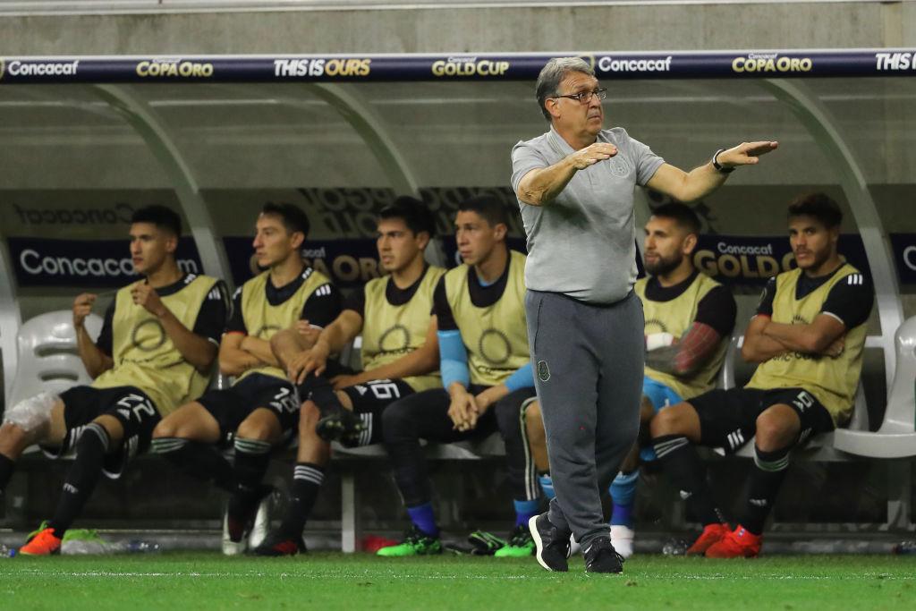 Las palabras del 'Tata' Martino contra el arbitraje luego del partido ante Costa Rica en Copa Oro