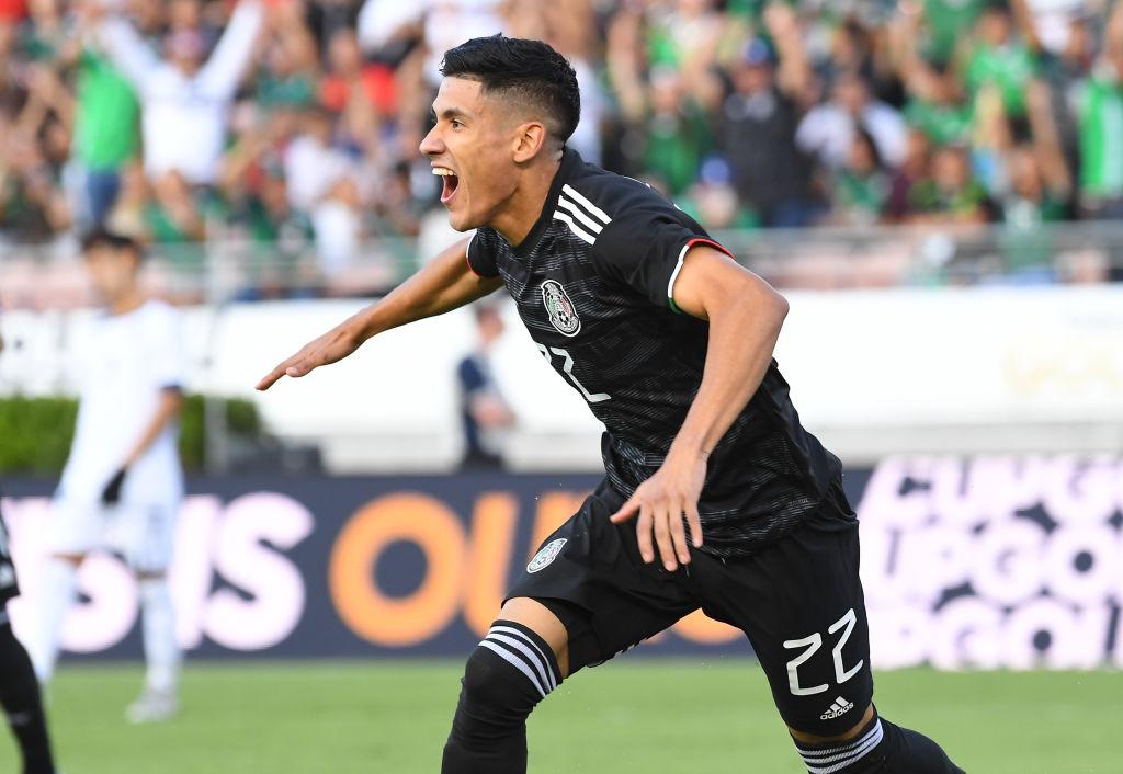 'Tata' Martino pide no 'inflar' a Uriel Antuna pese a su hat-trick