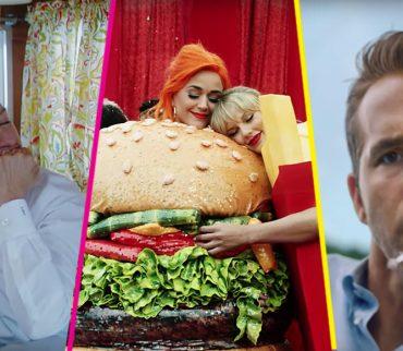 Ryan Reynolds, Katy Perry, Ellen DeGeneres y más en el nuevo video de Taylor Swift