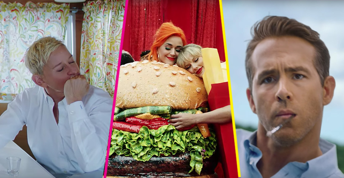 Ryan Reynolds, Katy Perry, Ellen DeGeneres y más en el nuevo video de Taylor Swift