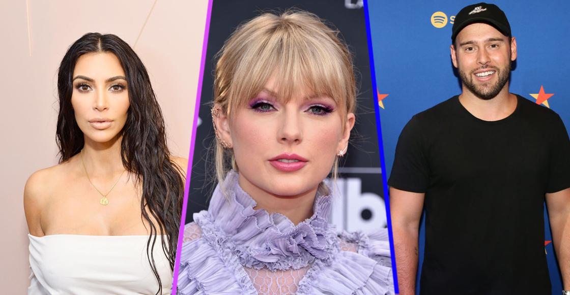 Una disquera, bullying, Kim Kardashian: ¿Por qué todos están mostrando su apoyo a Taylor Swift?