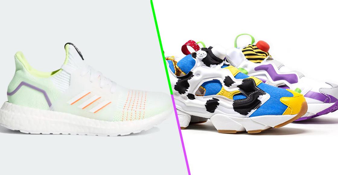¡Checa los tenis de Adidas y Reebok inspirados en Toy Story!