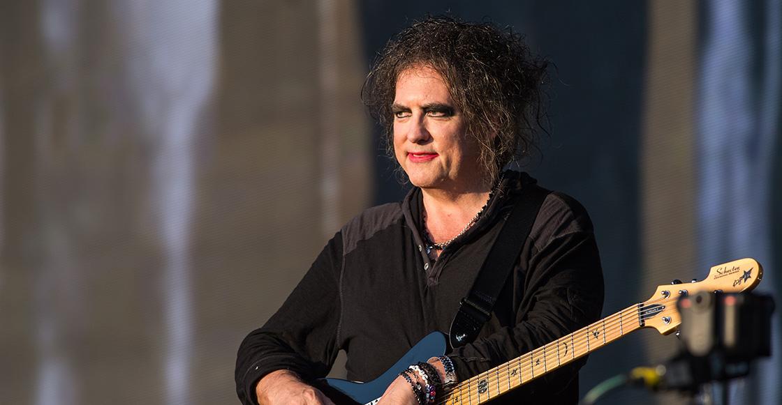 Ya hay fecha en Cinépolis para el concierto de 40 aniversario de The Cure
