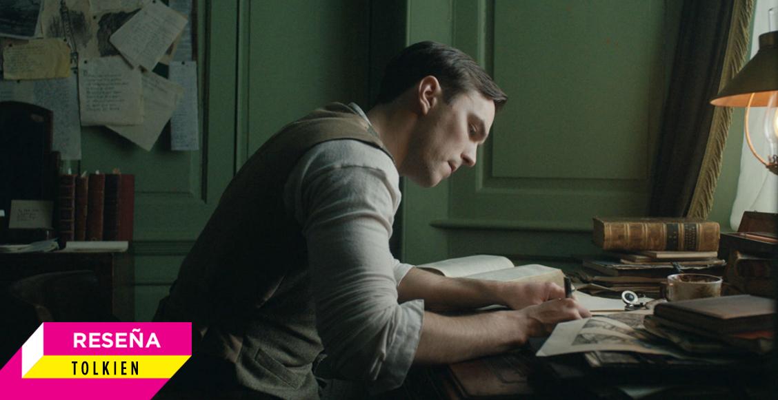 'Tolkien', una biografía demasiado obvia que se rescata por unos cuantos diálogos