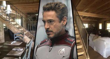 Ahí pa'l Airbnb: $15,000 por noche la cabaña de Tony Stark en 'Avengers: Endgame'