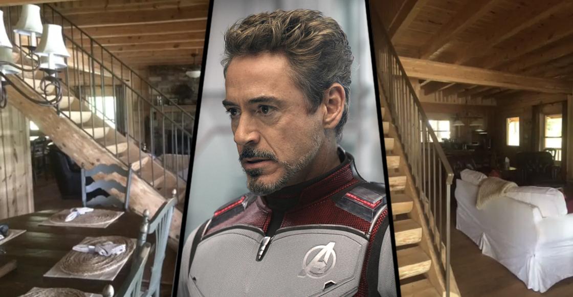 Tony Stark Airbnb