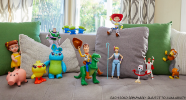 toy story 4 coleccion mattel 01