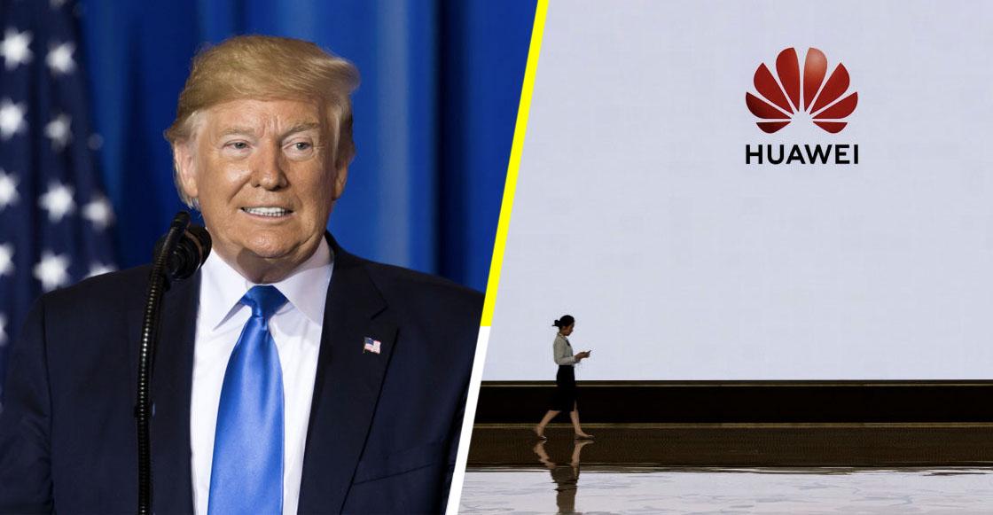 Que siempre no: Trump levanta veto a Huawei y dice que retomará negociaciones con China