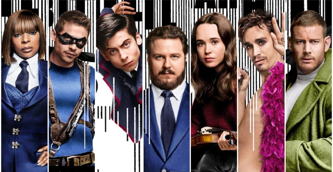 The Umbrella Academy - Serie de Netflix