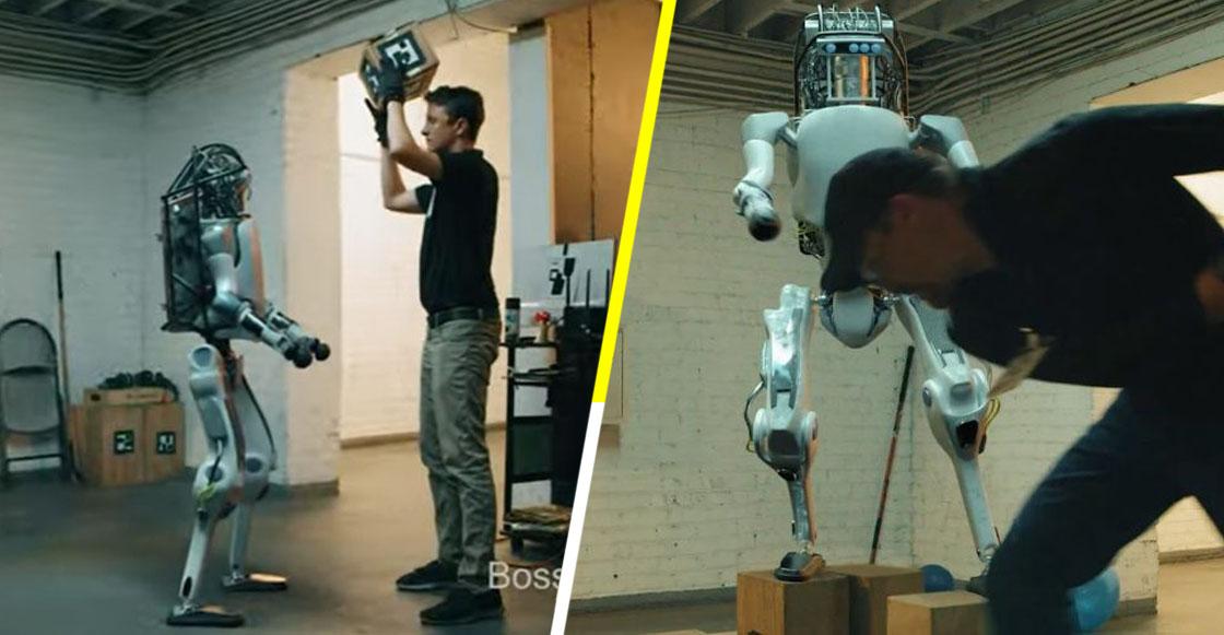 ¿Violencia robótica? La verdad detrás del video viral de un robot siendo maltratado por varios hombres