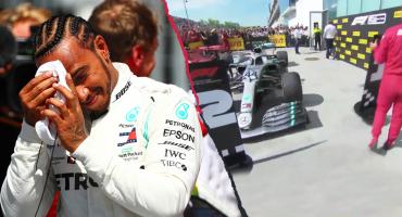 ¿Robo a Ferrari? Hamilton gana el Gran Premio de Canadá gracias a una sanción a Vettel
