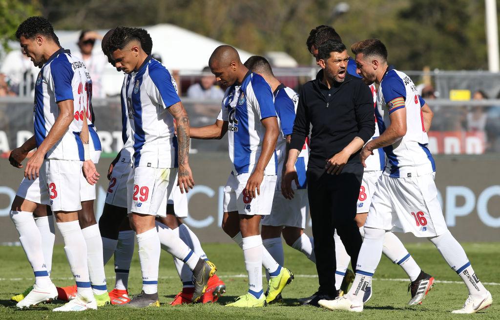 Porto tiene en la mira a otro jugador del Pachuca como refuerzo