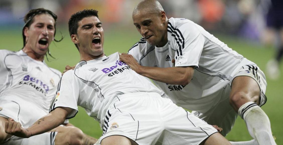 El día que un doblete de José Antonio Reyes le quitó La Liga al Barcelona
