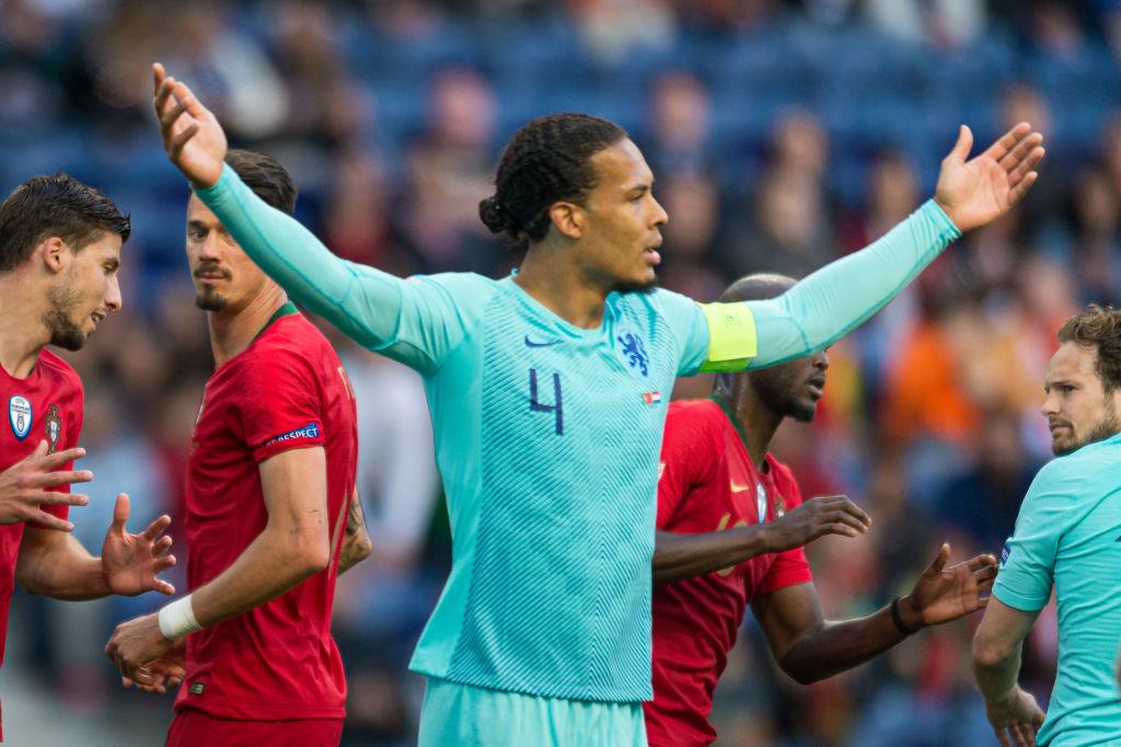 El gol de Gonzalo Guedes que coronó campeón a Portugal de la Nations League