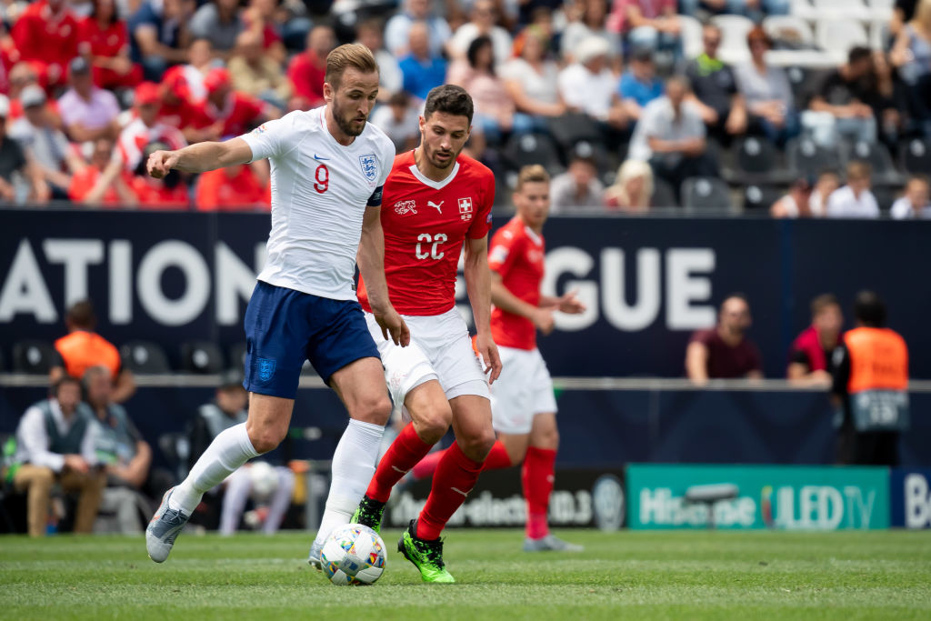 Inglaterra, tercero de Liga de Naciones
