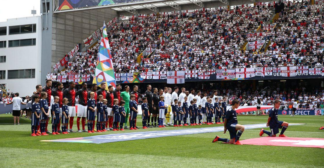 Inglaterra se queda con el tercer puesto de la Liga de Naciones