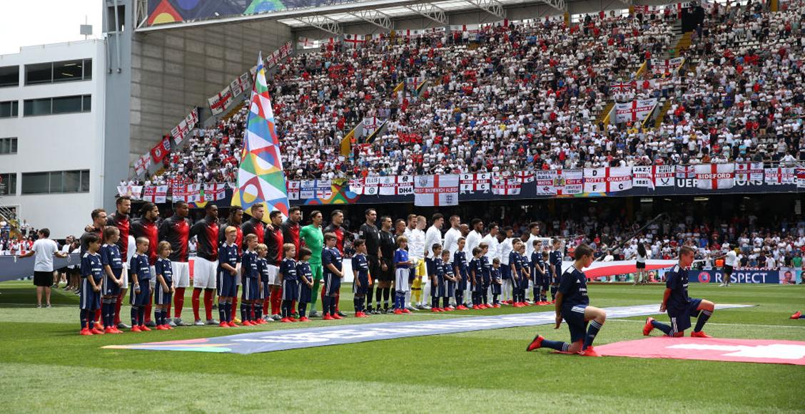 Tanda de penales consagró a Inglaterra con el tercer lugar de la UEFA Nations League