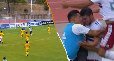 El gol con el que México pasó a semifinales del Torneo Esperanzas de Toulon