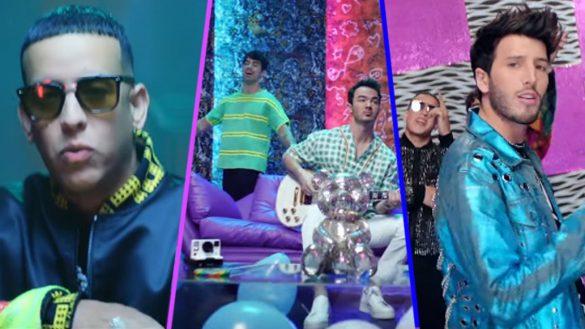Is this real life? Los Jonas Brothers cantan junto con Sebastián Yatra