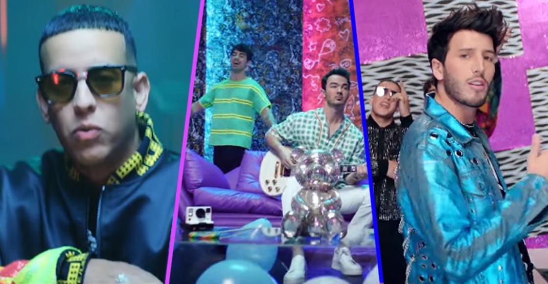 """Is this real life? Los Jonas Brothers cantan junto con Sebastián Yatra """"Runaway"""""""