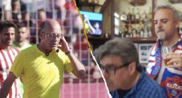 ¿VAR en el Bar? El divertido spot del Almería con el que busca obtener abonados