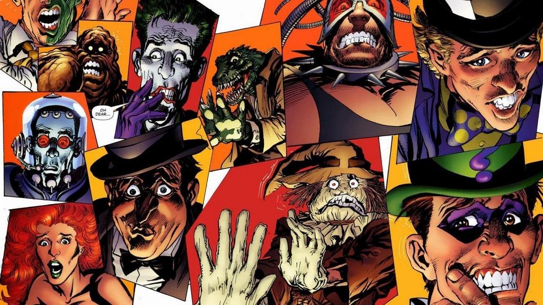 Villanos que podrían aparecer en el nuevo filme de Batman