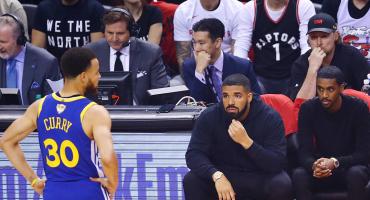 Los Warriors empatan la serie en el segundo juego ante Toronto en las Finales de la NBA