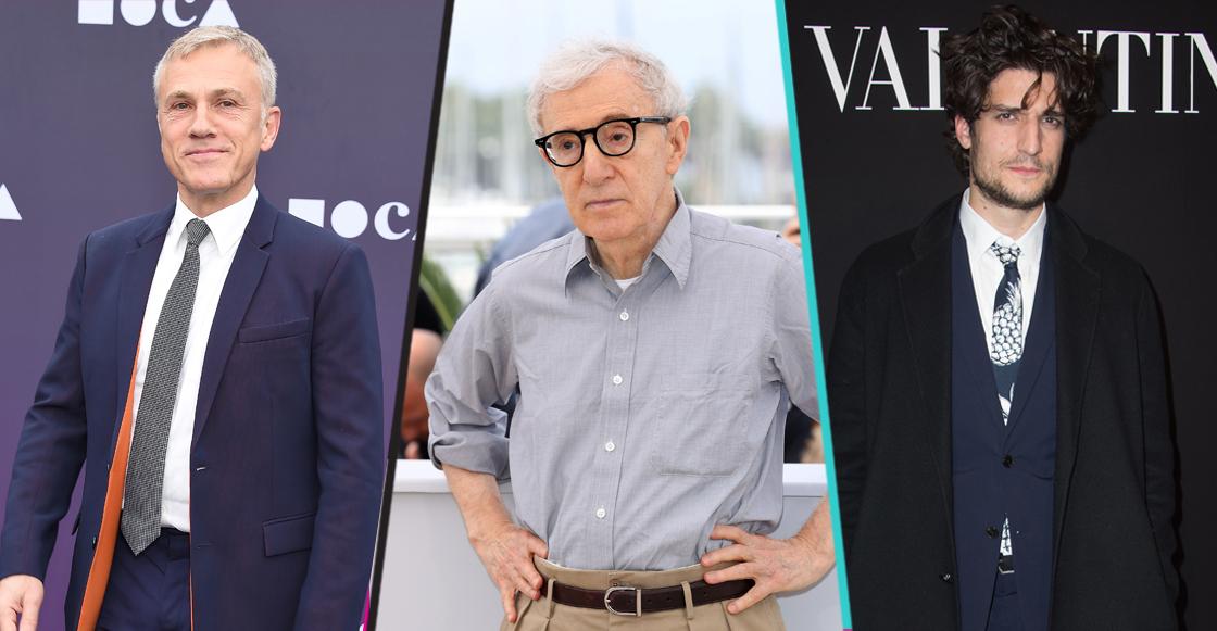 Christoph Waltz protagonizará la nueva película de Woody Allen