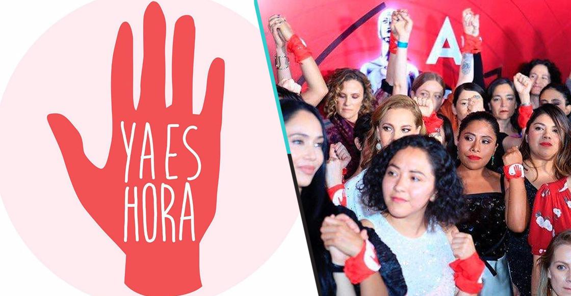 Estos son los puntos de #YaEsHora, iniciativa contra violencia de género en la industria audiovisual