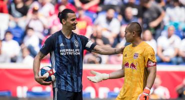 """Otro ataque de ego de Ibrahimovic: """"Ya soy una leyenda de la MLS"""""""