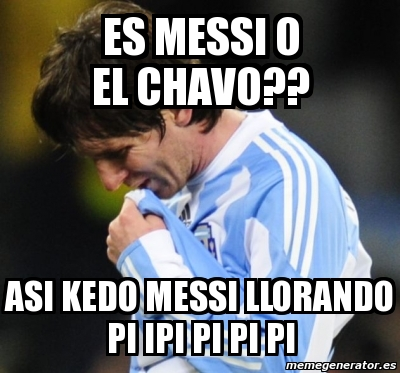 Messi y su 'pecho frío' congelaron los memes de la eliminación de Argentina en la Copa América