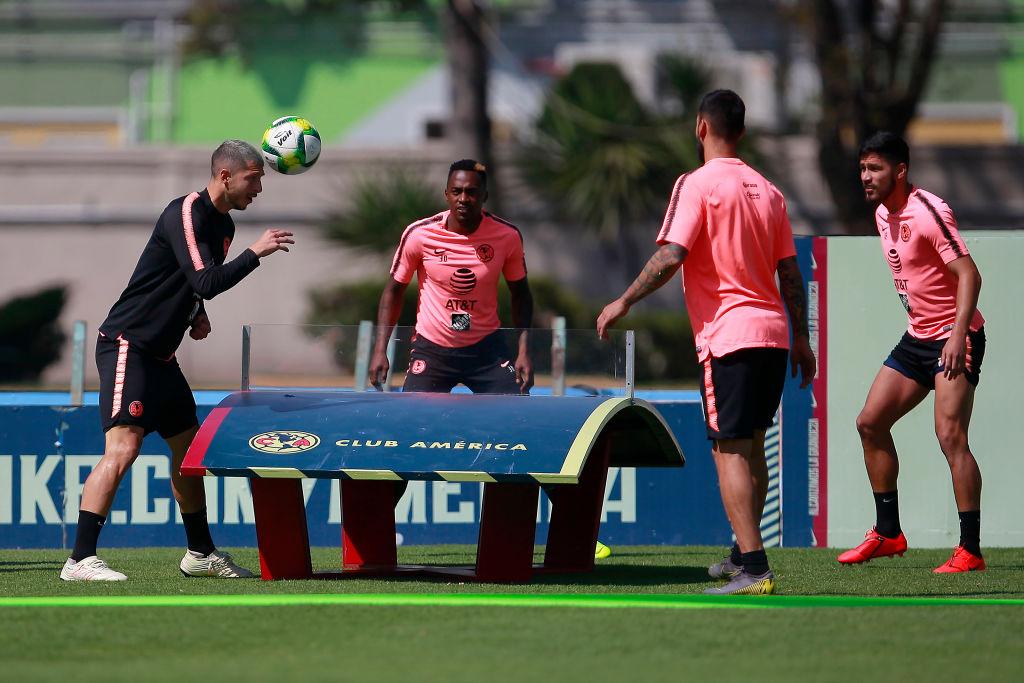 Sin Giovani Dos Santos, este sería el 11 inicial del América contra Rayados
