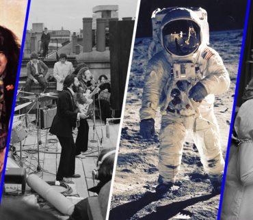 50 años de que el hombre llegó a la Luna: ¿Qué pasaba en el mundo en ese entonces?