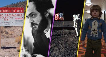 50 años del hombre en la Luna, Stanley Kubrick, Área 51 y las teorías de conspiración