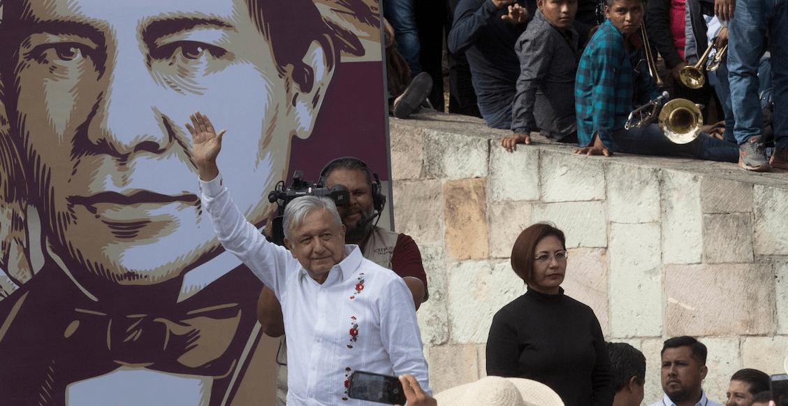 Seis razones por las que AMLO ama a Benito Juárez