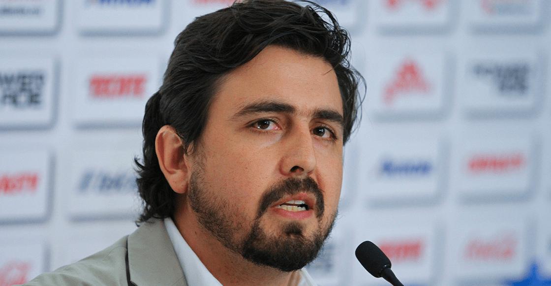 """Amaury Vergara se 'envalentonó': """"Chivas va a ser campeón en mi gestión"""""""