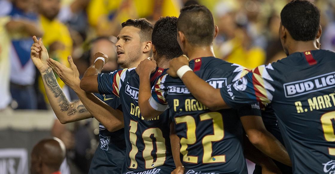 ¡Uff! En penales, América avanzó a semifinales de la Leagues Cup