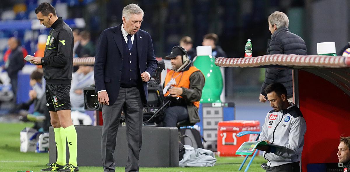 ¡Uff! Ancelotti prefiere al 'Chucky' Lozano en lugar de Mauro Icardi