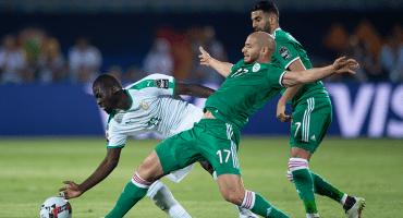 ¡Argelia es campeón de la Copa Africana de Naciones!