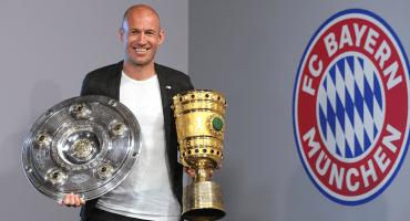 ¡Adiós! Arjen Robben anunció oficialmente su retiro del futbol